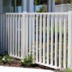 Aluminium Square Fencing 137