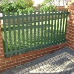 Aluminium Picket Infill Fencing 164