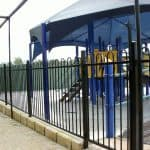 Loop Top Pool Fencing