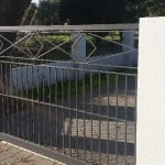 Aluminium Custom Sliding Gate 54