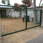 Flat Top Swing Gate
