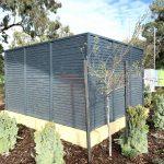Aluminium Slatted Enclosure