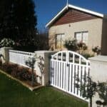Hampton Fencing front of house